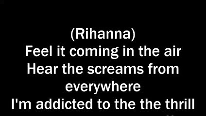 Rihanna - Run This Town feat Jay Z and Kanye West - Lyrics