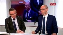 Gérard Larcher sur les baisses des dotations de l'Etat allouées aux départements