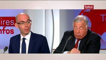 """Gérard Larcher veut plus """"d'éthique parlementaire"""""""