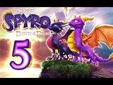 The Legend of Spyro: Dawn of the Dragon Walkthrough Part 5 (X360, PS3, Wii, PS2) Dragon City