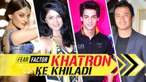 Khatron Ke Khiladi 7 Final Contestants List   Karan Wahi, Baichung Bhutia, Mahi Vij