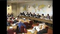 Commission des affaires étrangères et commission des affaires européennes : M. Bernard Cazeneuve, ministre, sur les ques