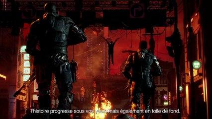 Aperçu de l'histoire  de Call of Duty : Black Ops 3