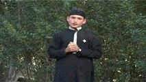 Zama Qaba Ta Raza (Pushto Naat) - Adnan Mashoom - Khwage Natoona
