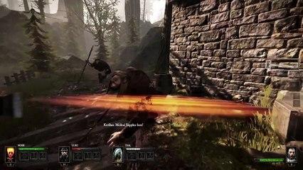 Trailer Markus Kruber  de Warhammer : The End Times - Vermintide