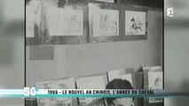 1966 - Nouvel An chinois, l'année du cheval - Archives Polynésie 1ère n°16