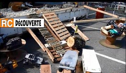 Salon Modélisme RC Scale trial 4x4 Crawler Tout Terrain Bourgbarre Rennes 35 édition 2015