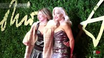 BRITISH FASHION AWARDS 2013 Red Carpet Celebrities Style by Fashion Channel