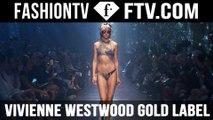 Vivienne Westwood Gold Label Spring 2016 Paris Fashion Week   PFW   FTV.com