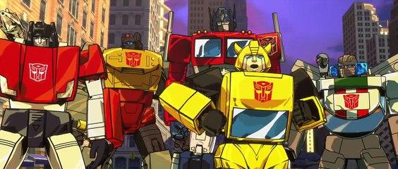 Trailer de lancement  de Transformers : Devastation