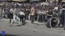 Violences en Israël : les précédentes intifadas en images
