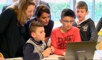 [ARCHIVE] Le plan numérique met l'accent sur la question pédagogique : Najat Vallaud-Belkacem