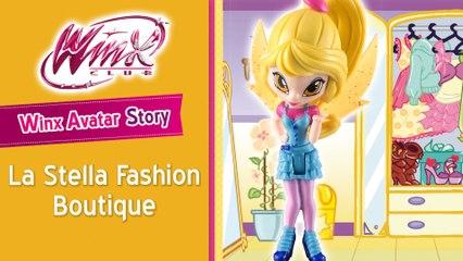 Winx Avatar Histoire 2 - La Stella Fashion Boutique