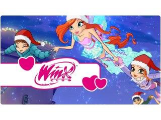 Winx Club - Saison 5 Épisode 10 - Noël à Alféa - [ÉPISODE COMPLET]