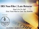Non-Filer | NonFiler | Late Tax Returns