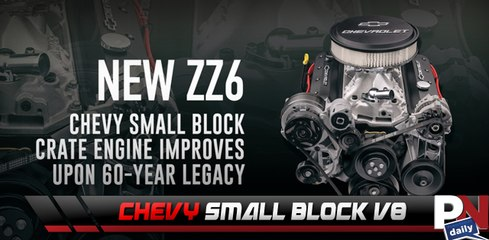 Chevrolet Small-block Engine Resource   Learn About, Share