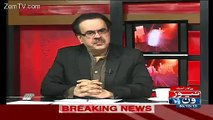 Shahid Masood Reveals That The Fire That Occured In Baldia Town Was Not An Incident!