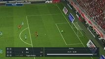 Pro Evolution Soccer 2015 long shot