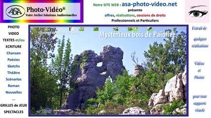 PRÉSENTATION du travail d'ASA-PHOTO-VIDEO.NET