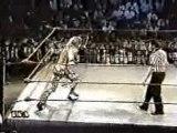 Jeff Hardy VS Super Crazy