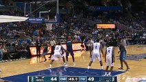 Michael Kidd Gilchrist Arm Injury _ Hornets vs Magic _ October 3, 2015 _ 2015 NBA Preseason