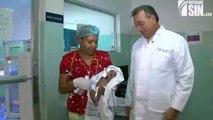 Entregan bebé de una madre a otra por error en Maternidad de Los Mina
