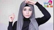 Tutorial Hijab Paris Segi Empat Untuk Sehari-hari ◄Trend Hijab 2015 Instan dan Praktis►