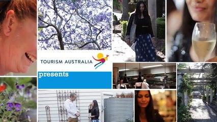 #AustraliaDiaries - Chiswick Restaurant with Maria Goretti
