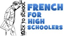 French for Junior high school # Part 10