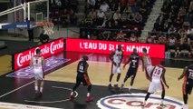 SLUC Nancy Basket - Gravelines Dunkerque (75-81)_ 2ème journée de Pro A
