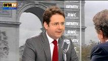 """Matthias Fekl: """"Sans le couple franco-allemand la Grèce ne serait plus dans la zone euro"""""""