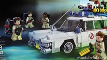 LEGO GHOSTBUSTERS ECTO 1 Set 21108 Time lapse Build, Stop Motion, Unboxing & Review!