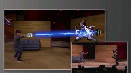HoloLens   Project Xray de