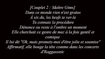 Maitre Gims - Number One ft H Magnum (Paroles)