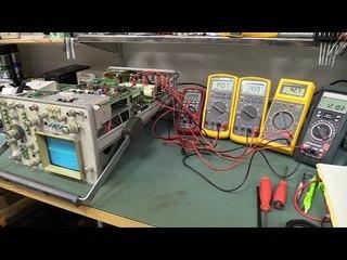 EEVblog #803 - HP1740A Analog Oscilloscope