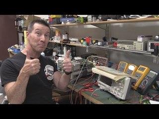 EEVblog #804 - HP1740A Oscilloscope Repair - Part 2