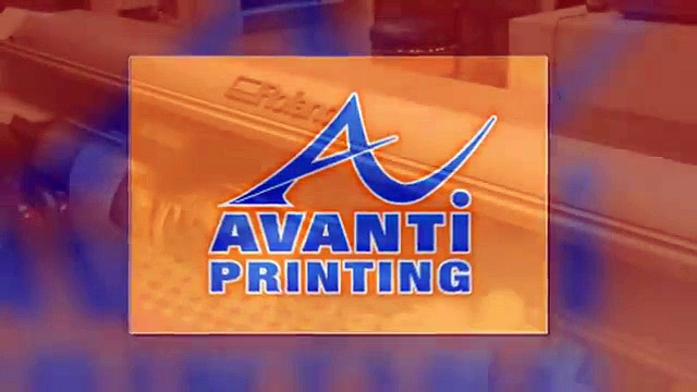 Avanti Printing – A Full Service Commercial Printing Company Los Angeles