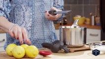Lemon Pot de Crème Recipe - Le Gourmet TV