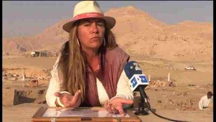Cónsul Toda, la aventura de la egiptología española