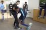 Un freestyler humilie les jeunes de Manchester City - Touzani vs. City