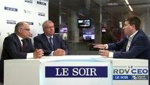 Jean-François Heris (président sortant de l'Union wallonne des entreprises) : « C'est la disparition d'entreprises qui pose problème en Wallonie »
