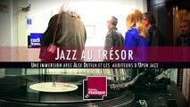 Jazz au Trésor - du 12 au 16 octobre 2015  dans Open Jazz d'Alex Dutilh sur France Musique