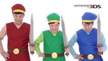 The Legend of Zelda : Tri Force Heroes - Pub Japon