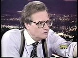 Larry King interviews Don Rickles - July, 1993 - part 3 of 3!