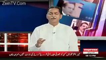 Their Is No Difference Between Imran Khan & Altaf Hussain- PMLN Javed Latif
