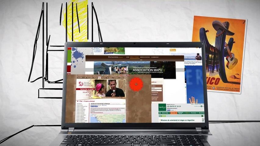 """""""Découvrir le monde"""" le site web de la mobilité des jeunes #LaBougitude"""