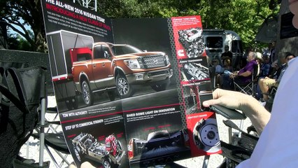 Turbine powered cars, PCs that'll fit in your pocket, and Nissan's New Titan XD