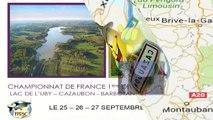 Le Palmarès  du Championnat de France de Pêche au coup 2015
