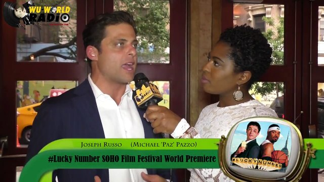Wu-World Radio - Interview with #Lucky Number Co-Star Joey Russo