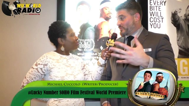 Wu-World Radio -  Interview with #Lucky Number Writer-Producer Michael Cuccolo